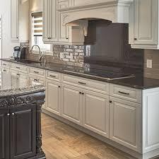 comptoir cuisine bois armoires cuisine bois massif cuisines beauregard