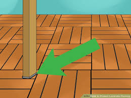 how to protect laminate flooring 12 steps with pictures
