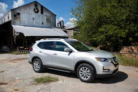 silver nissan 2017 nissan rogue first drive review gunning for 1