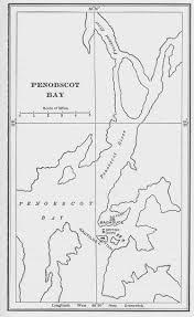 Thirteen Colonies Blank Map by Naval History Chapter Twelve