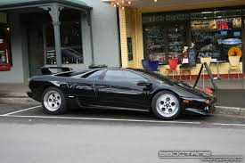 black lamborghini diablo 1997 lamborghini diablo vt black for sale lamborghini for