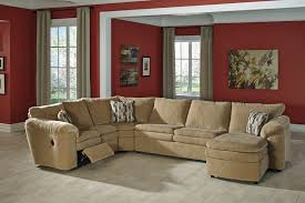 Buy Ashley Furniture Coats Dune Reclining Sectional - Ashley furniture tampa