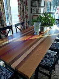 Reclaimed Dining Room Table Reclaimed Exotic Wood Table Custom By Blowingrockwoodworks On Etsy