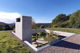 homes built into hillside grand designs house of the year a hidden hillside home a