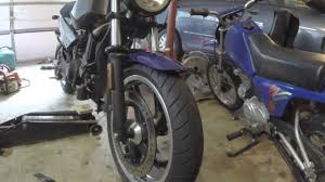 buell blast tire removal how i do it video 1 of 4 youtube