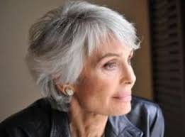stylish cuts for gray hair best 25 short gray hairstyles ideas on pinterest grey hair for