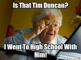 Tim Duncan Meme - that tim duncan
