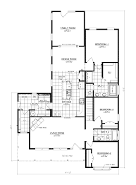 100 ranch style home floor plans 66 best ranch style home