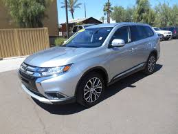 certified pre owned 2016 mitsubishi outlander se sport utility in