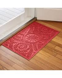 Flower Doormat Here U0027s A Great Price On Bungalow Flooring Aqua Shield Boxwood