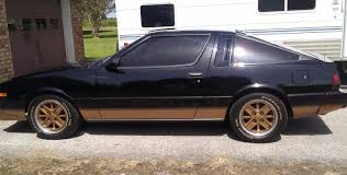 mitsubishi conquest interior unrestored narrow body 1984 dodge conquest