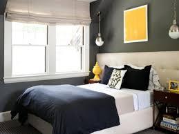 Schlafzimmer Blau Grau Streichen Wand Blau Grau