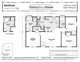 kaufman 24 x 40 946 sqft mobile home factory select homes