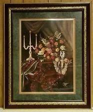 homco home interiors 2 vintage home interiors homco gold syroco oval framed pictures