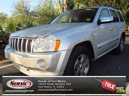 silver jeep grand cherokee 2006 2006 bright silver metallic jeep grand cherokee overland 75880696
