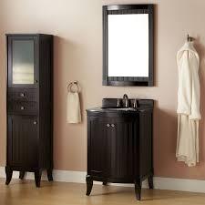 Bathroom Vanities Atlanta Ga Freestanding Small Black Vanity Table In Brown Bathroom Mixed