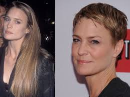 house of cards robin wright hairstyle robin wright s super short pixie haircut for house of cards do