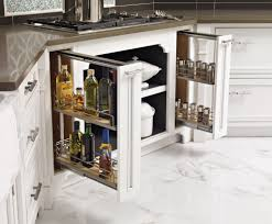 Kitchen Cabinets Spice Rack Pull Out In Drawer Spice Racks Ideas For High Comfortable Cooking Style