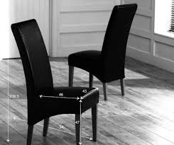 Dining Room Chair Dimensions by Dining Room Chair Dimensions 1000 Ideas About Modern Dining Chairs