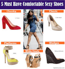 Stylish And Comfortable Shoes 5 Must Have Comfortable Shoes Stylish Curves