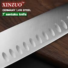 german steel kitchen knives aliexpress buy xinzuo 7 inch japanese chef knife german