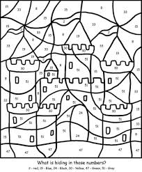coloring pages coloring pages for adults color by number new in