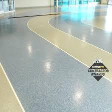 Commercial Epoxy Floor Coatings Commercial Floor Coating U2013 Michigan Specialty Coatings Job
