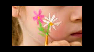 cheek art designs for children easy simple for beginners you