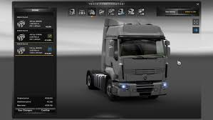 renault motor new engine for renault premium 640 hp for ets 2 euro truck