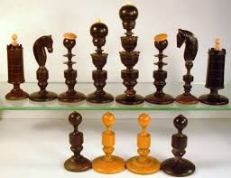 Designer Chess Sets by Biedermeier Chess Men Welcome To The Chess Museum