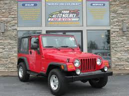 jeep wrangler york 2004 jeep wrangler sport 4wd 2dr suv in york pa your auto source inc