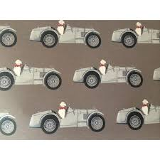 car wrapping paper quality dog car design gift wrap sally swannell dog in a vintage