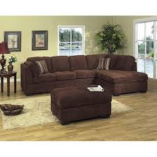 awesome baxton studio modern fabric modular sectional sofa chair