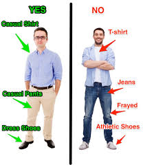 business casual dress code for men images women policys in the