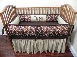 Sport Crib Bedding Football Baby Bedding Baby Boy Crib Bedding Set Sports Crib