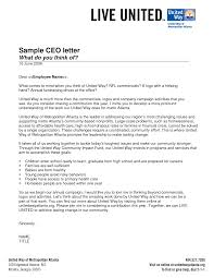 ceo cover letter exles 20 sle ceo cover letter marketing executive cover letter