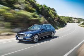 mercedes e class reviews specs u0026 prices top speed