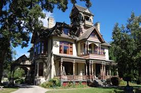 restored historical allyn mansion wisconsin luxury homes