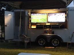 Camper Trailer Rentals Houston Tx Tailgate Trailer For Rent In Houston Texas