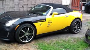 opel solstice rksports pontiac solstice gxp body kit installation youtube