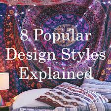types of home interior design different types of interior design styles home design