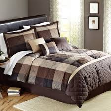 Duvet Comforter Set Better Homes And Gardens Elliot Plaid 7 Piece Bedding Comforter