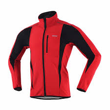 soft shell jacket cycling aliexpress com buy arsuxeo 2017 thermal cycling jacket winter