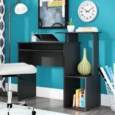 Office Computer Desk With Hutch Hutch Desks You U0027ll Love Wayfair
