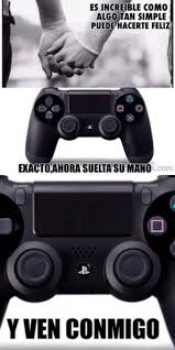 Playstation Meme - el titulo esta jugando ecsbocs meme subido por phsyco memedroid