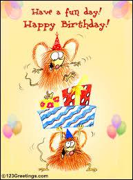 humorous birthday cards wish a birthday free ecards greeting cards 123 greetings