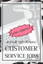Design Works At Home Get Hired Quickly Work At Home Customer Service Jobs