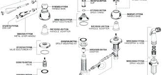 kohler kitchen faucet parts dazzling kohler kitchen faucets parts 1 amfag faucet forte jado