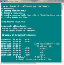unpack apk how to decrypt unpack and edit apk files android eclipse