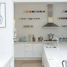 etageres cuisine idee etagere cuisine maison une bonne ide cuisine ouverte